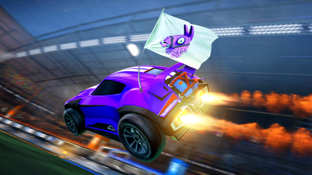 rocket-league-free-to-play-llama-rama-fornite