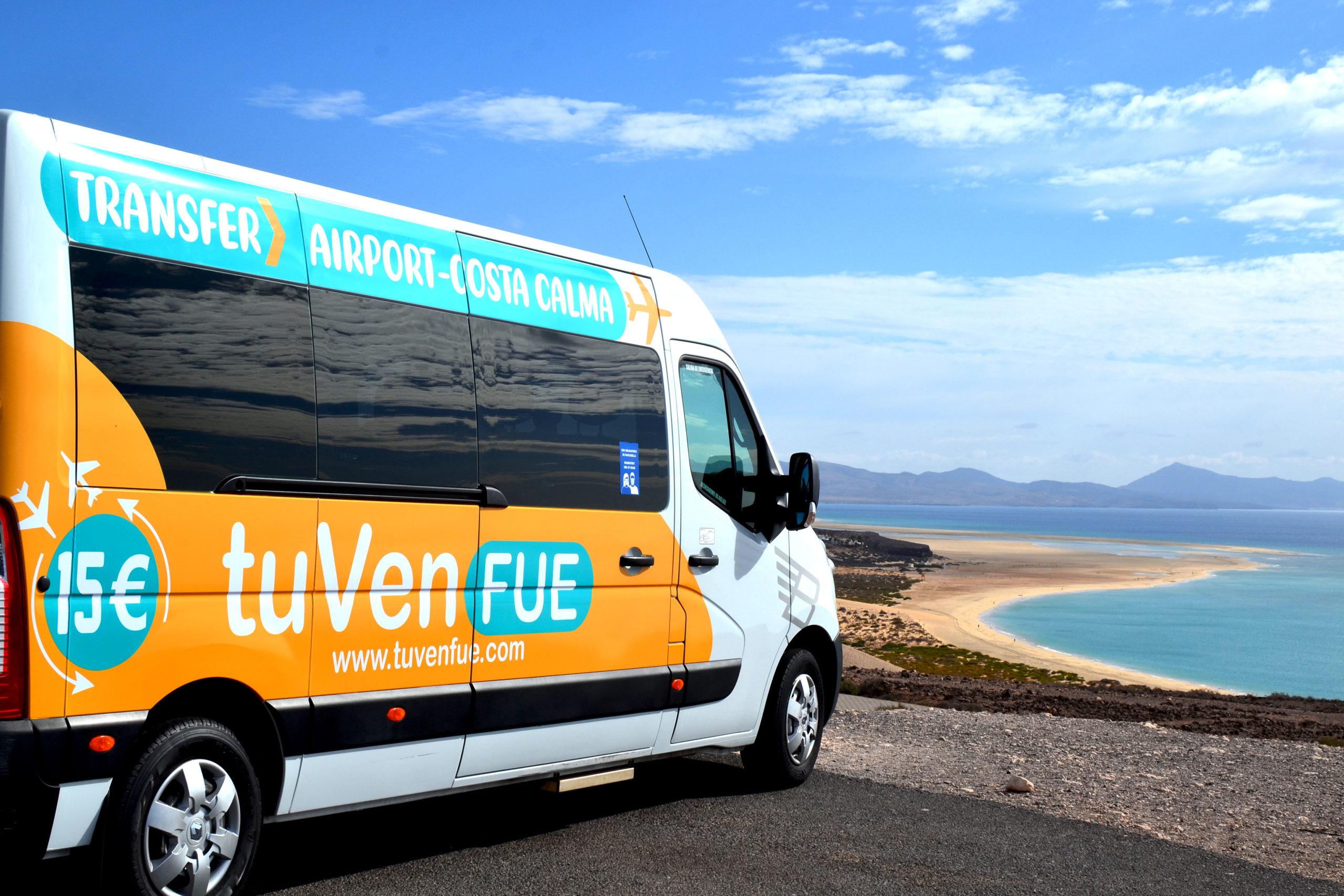 tuvenfue-vehiculo-electrico-servicio-discrecional-aeropuerto-fuerteventura